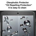 Film de Protection d'écran pour Onyx Boox Note 2, AFP Revêtement oléophobe Transparent