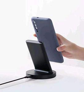 HNKPWY Chargeur sans Fil Vertical Chargeur Universel Haute Vitesse à Charge Rapide et refroidi par air