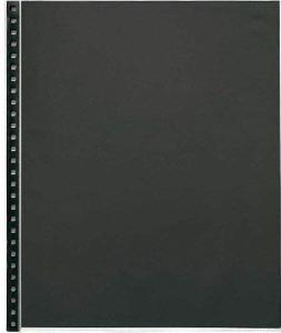 Prat Paris d'archives Polypropylène Sheet Protectors avec Multi-hole perforations, 45,7x 61cm, compatible avec pour commencer 1,2,3,4, SE, Premium, Lot de 5.