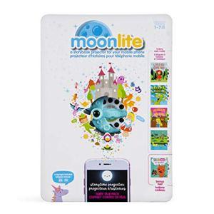 Projecteur d'histoires pour téléphone mobile Moonlite – Version anglaise