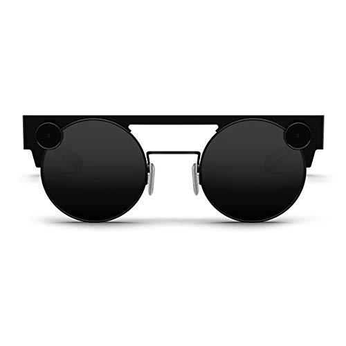 Spectacles 3 — Lunettes de caméra 3D, fabriquées par Snapchat (caméra d'action HD 60fps), Charbon