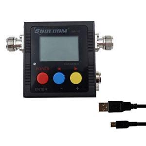 Surecom Gam3gear Sw-102s So239connecteur numérique VHF UHF 125–525MHz Power & SWR Mètre