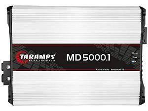 Taramp's MD 5000.1 Amplificateur Mono Gamme complète Classe D 2 Ohms 5000 W