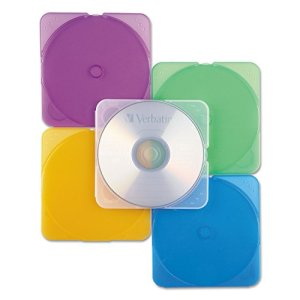 Verbatim CD-R 80min 700Mo 52x DataLifePlus 1PK slim case CD-R 700MB 1pièce (s)–CD-RW vierges (CD-R, 700MB, 1pièce (s), 120mm, 52x, boîte de CD)
