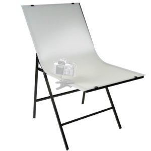 Walimex Table de prise de vue Basic S, hauteur de prise de vue 50cm