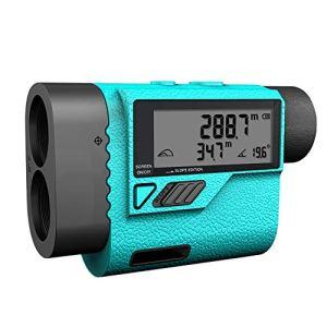 ALRY Télémètre De Golf 1600 Verges – Télémètre Laser, pour Mesure Industrielle/Plage/Vitesse/Mode De Balayage, Chasse, Navigation De Plaisance, Randonnée Pédestre