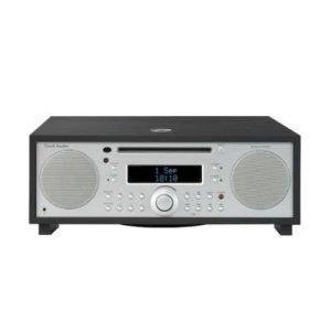 Tivoli audio system cD-radio noir/argent