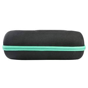 co2CREA Dur Étui de Voyage Rigide Housse Cas pour JBL Charge 4 Enceinte Bluetooth Portable(boîte Seule)(Vert)