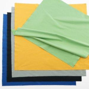 Extra Large en Microfibre Chiffons de Nettoyage–Lot de 20–30,5x 30,5cm (Noir, Gris, Vert, Bleu, Jaune)