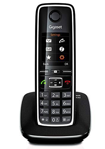 Gigaset C530 Téléphones Sans fil Ecran (Import Espagne/Portugal)