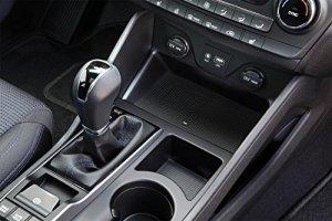 inbay 241143-50-1 Compartiment de Rangement pour Hyundai Tucson à partir de 2015 Noir Taille Unique