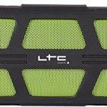 LTC AUDIO freesound15–Haut Parleur Bluetooth pour extérieur, Couleur Vert et Noir
