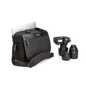 Think Tank Urban Disguise 40 Classic (V3.0) Sac à bandoulière Noir – Étuis et Housses d'appareils Photo (Sac à bandoulière, DSLR, Compartiment pour Notebook, Noir)