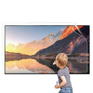 AIZYR Mat LCD Protection des Yeux Film Protecteur Anti Blue Light Protecteur D'écran TV Taux Anti-Reflet Jusqu'à 90% Soulager La Fatigue Oculaire De L'ordinateur,52 inch 1161 * 661mm