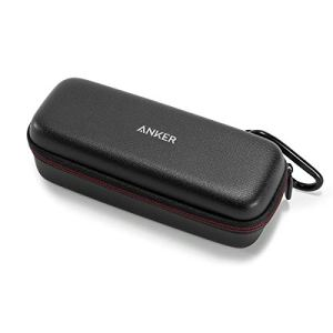 Anker Housse de Voyage Officielle SoundCore & SoundCore 2 & Soundcore Motion B – Pochette de Transport protectrice en Cuir PU de qualité Premium pour Enceintes