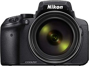 Nikon Coolpix P900 Appareil Photo Numérique Bridge16,76 Mpix 83x Zoom Optique Écran Orientable 3″ Noir