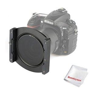NiSi 100mm Support de Filtre V5-Pro kit (Landcape Nc Cpl-86mm, Adatptor Anneaux 67mm 72mm 77mm)