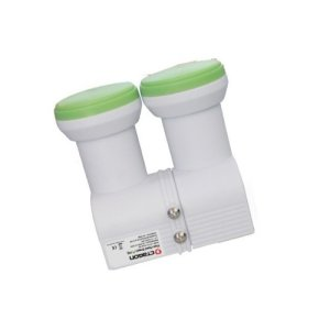 Octagon Flex-Feed Monoblock Single Green HQ OFFLG LNB 0.1dB