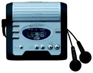 Sharp MDMT270H Lecteur MD Portable MD Standard