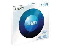 Sony 1 Hi-MD Mini Disc 1 Go Nouveau design HIMD1A