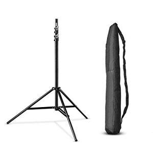 Walimex Pro Trépied pour Lampe WT-806, 256cm (capacité de Charge Max. env. 6kg, Sac de Transport INCL.)