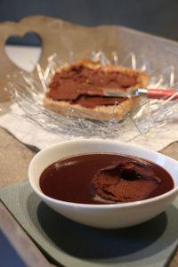 Pâte à tartiner chocolat légère