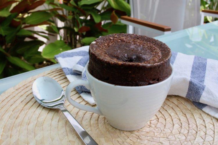 mug-cake choco-nuts