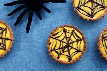 Tartelettes Halloween