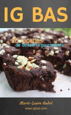 E-book 20 recettes de desserts gourmands