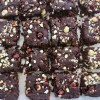 Brownies chocolat-patate douce