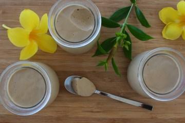 Crèmes au café sans lactose