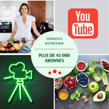 Chaine youtube Marie-Laure André