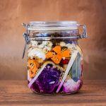 Légumes préparés en lacto-fermentation