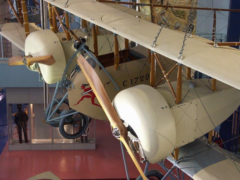 Caudron G4 Musée de lair et de espace
