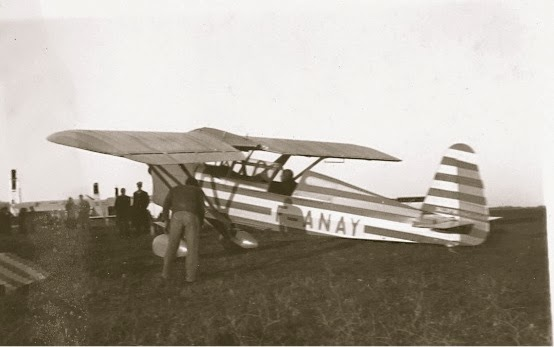 Morane 342 F-ANAY
