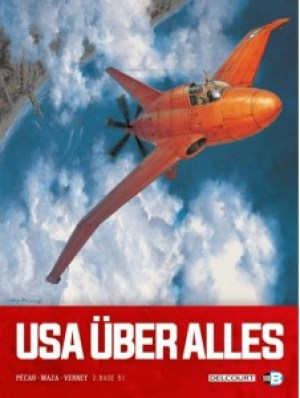 USA ÜBERALLES T2