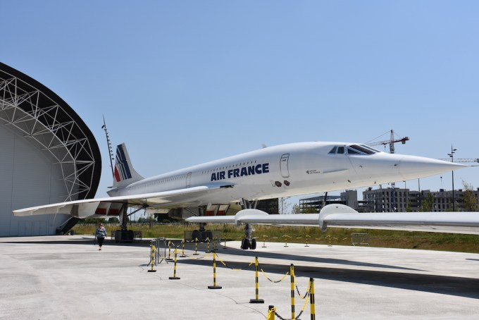 Concorde F-BVFC