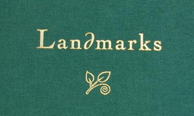 Landmarks Poetry
