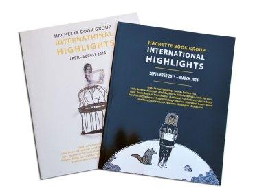 Hatchette International Catalog