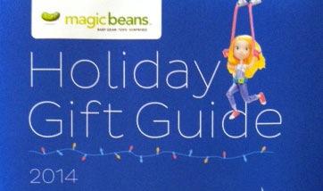 Magic Beans Holiday Catalog