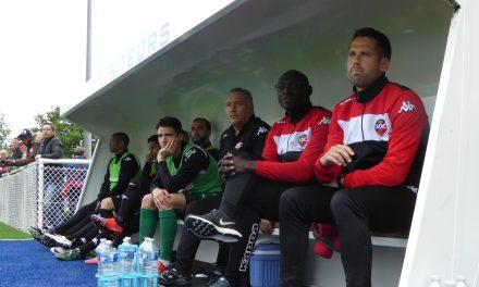 Coupe de l'Anjou (16e) : Andrezé sort de le SO Cholet (b), le finaliste 2016 (3-0).