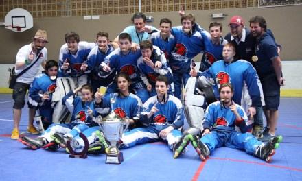 Reportage sur les Hawks Angers Rollers-Hockey et sur son équipe de France.