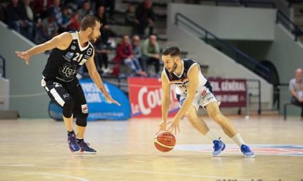 NM1 : Angers BC fait la différence en deuxième mi-temps et remporte une précieuse victoire (82-75)