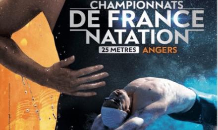 Championnat de France de Natation Élite 25 mètres, à Angers, du 17 au 20 Novembre 2016.