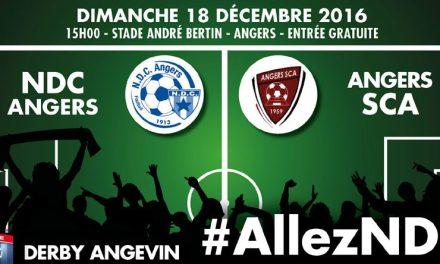 Présentation du derby de DRH : Angers NDC – Angers SCA