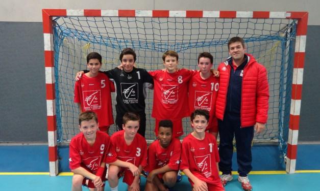 Gros plan sur la formation au club d'Angers-Noyant Handball Club.