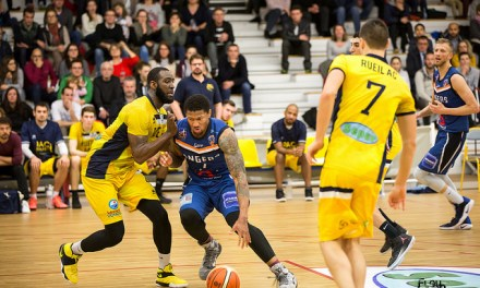 NM1 (30e journée) : Angers BC reçoit l'équipe de Vitré.