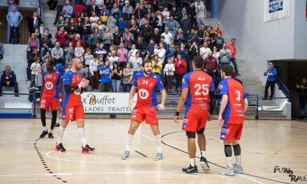 Revivez les meilleurs moments du match : Angers-Noyant – Vernon (29-28).