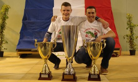 """Le 29 avril prochain, Jallais va accueillir la Coupe de France de """"palets en laiton"""""""