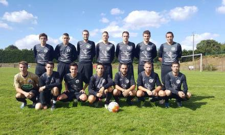 Découverte du club du FC LJLM : Saint-Lambert-la-Potherie, Saint-Jean-de-Linieres, Saint-Léger-des-Bois et Saint-Martin-du-Fouilloux.